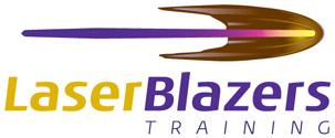 Laser Blazers Logo